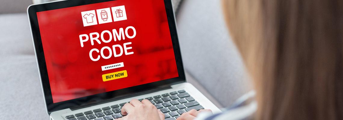 Cherchez des codes promo