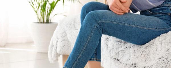 Un jean tendance